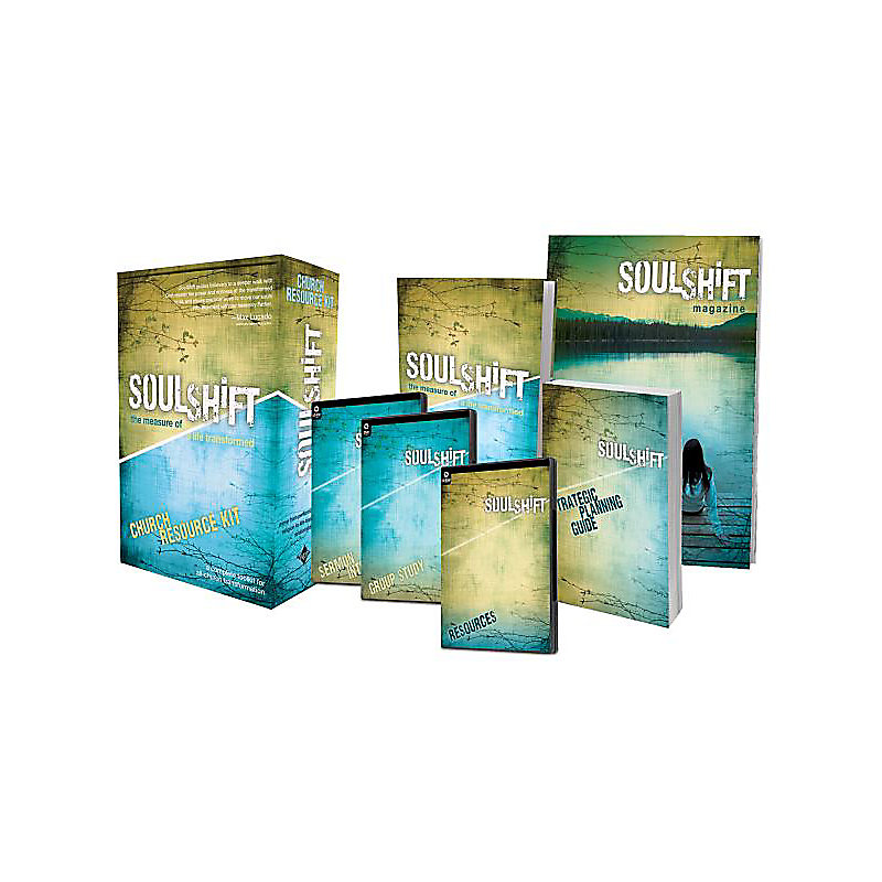 The Soulshift Church Resource Kit