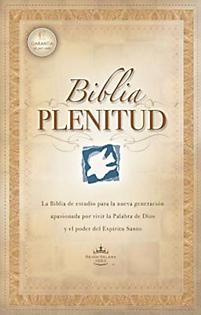 Biblia Plenitud = Spirit-Filled Life Bible                                                                                                             (Black)