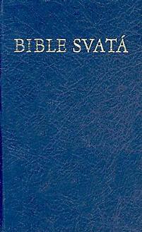 Czech Bible-FL Kralice 1613                                                                                                                            (Blue)