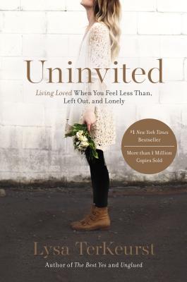 Uninvited book by Lysa TerKeurst