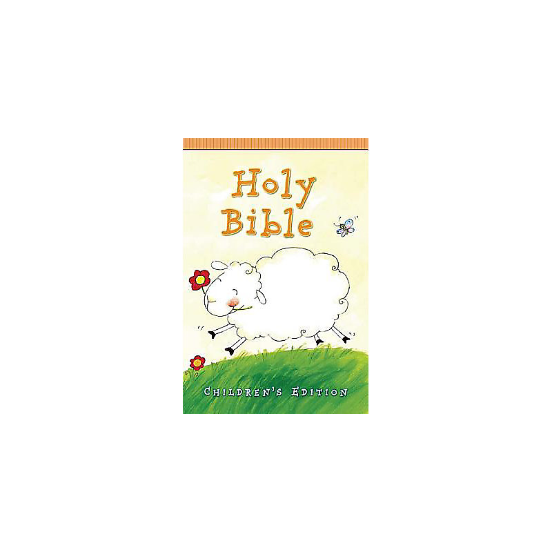 Really Woolly Holy Bible: Children's Edition