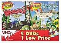 Hermie Double DVD