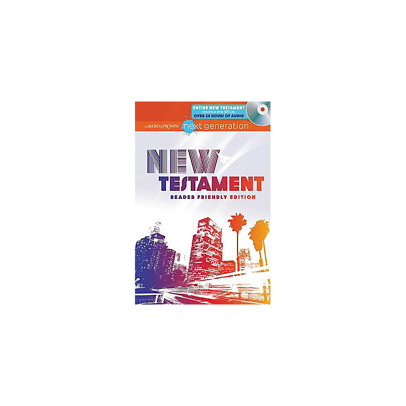 The Word of Promise: Next Generation New Testament, Reader Friendly Edition, ICB