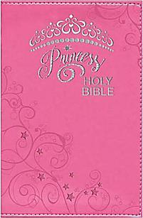 Princess Bible-ICB                                                                                                                                     (Pink)