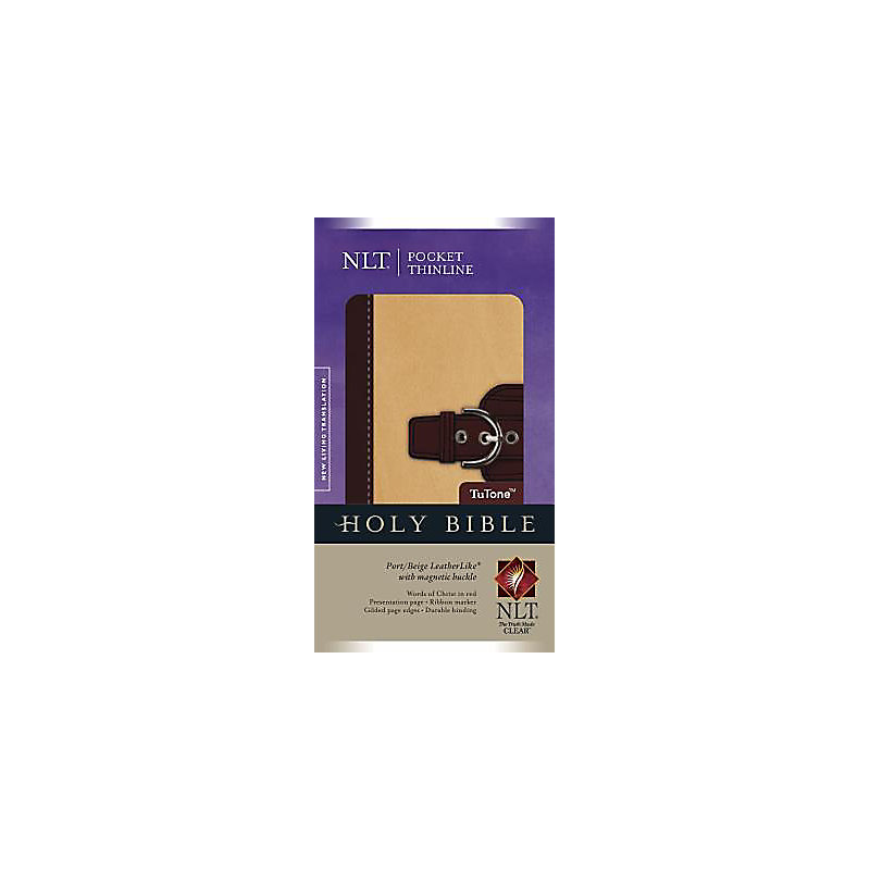 Pocket Thinline-NLT-10th Anniversary Magnetic Closure                                                                                                  (Port/Beige)