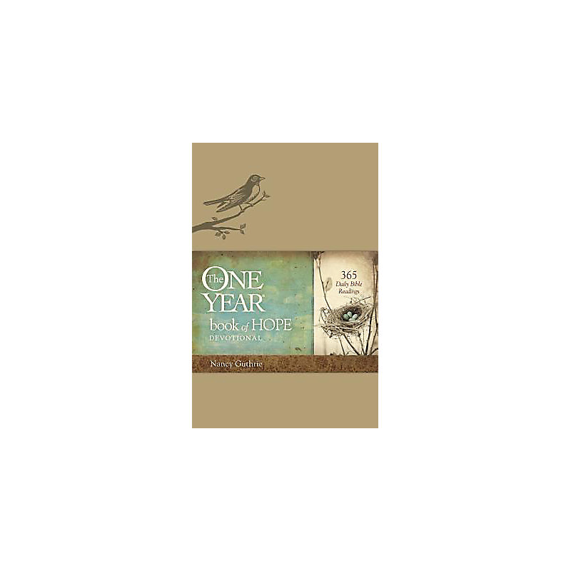The One Year Book of Hope Devotional