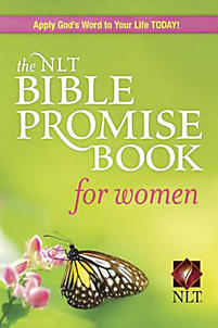 The NLT Bible Promise Book for Women