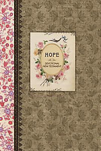 Hope Devotional New Testament-NLT-Psalms and Proverbs