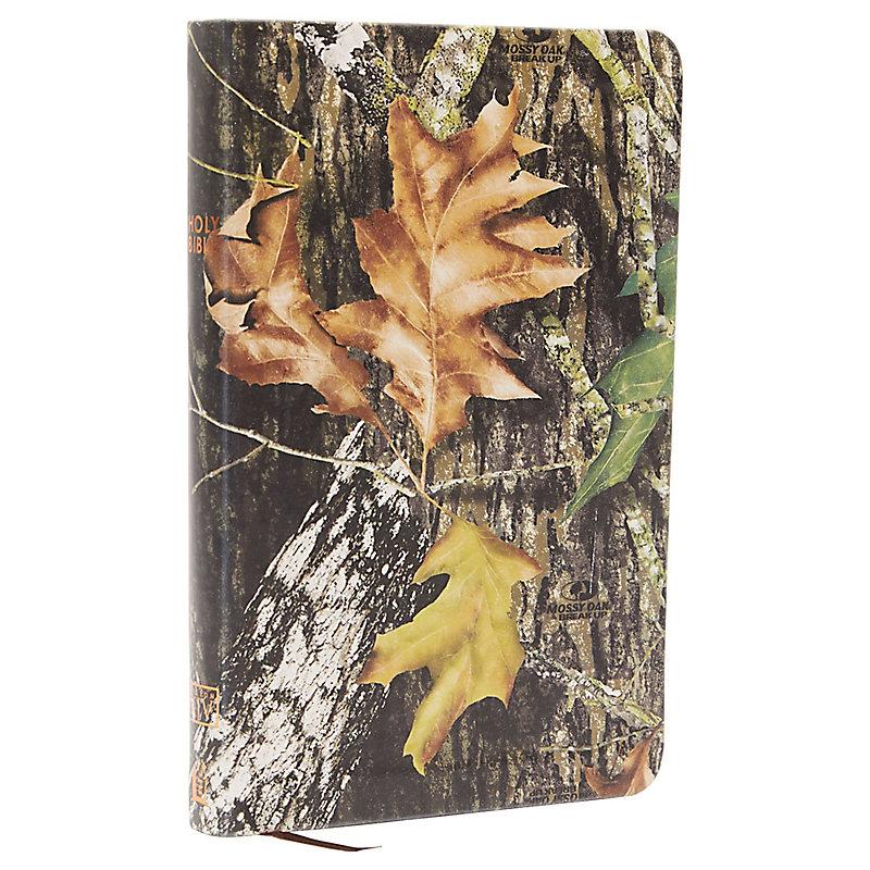 Mossy Oak Bible-KJV-Signature