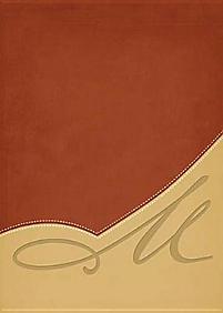MacArthur Study Bible-NASB                                                                                                                             (Butterscotch/Sienna)