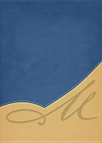 MacArthur Study Bible-NKJV                                                                                                                             (Butterscotch/Bluejay)
