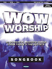 WOW Worship Purple Songbook; 30 Powerful Worship Songs from Today's Top Artists