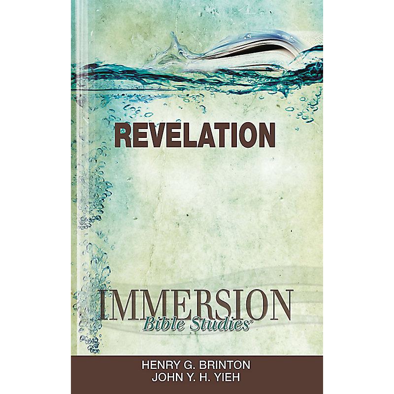 Immersion Bible Studies - Revelation