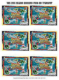 VBS 11 IRON-ON PKG OF 12