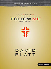 follow me david platt study guide