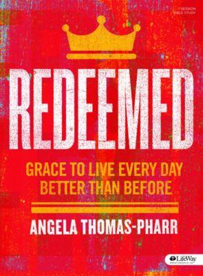 Redeemed - Bible Study eBook