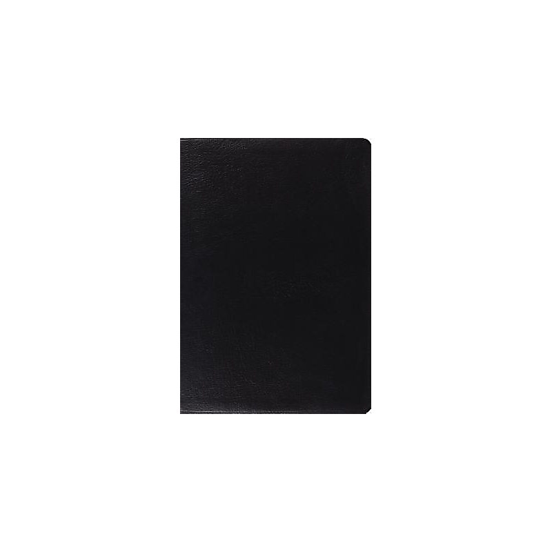 Giant Print Bible-ESV                                                                                                                                  (Black)