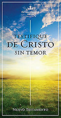 Share Jesus without Fear Spanish New Testament