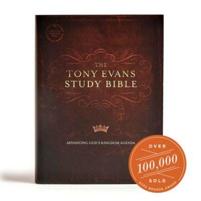 Tony Evans CSB Study Bible