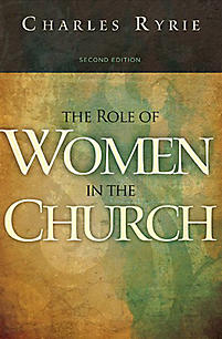 the role of women in the christian church The role of women in the church is not an issue of discrimination or male chauvinism it is an issue of interpreting god's word and obeying his commands  indeed, it is a matter of faith — simply doing our best to serve the lord.