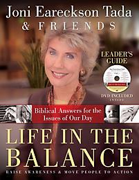 Life in the balance leaders guide tada joni eareckson life in the balance leaders guide ebook ebook fandeluxe Document