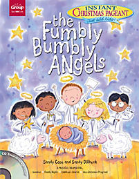 The Fumbly Bumbly Angels | Cope, Sandy