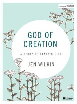 God of Creation - Bible Study eBook