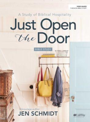 Just Open The Door - Bible Study eBook