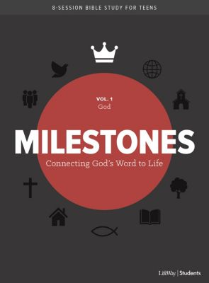 Milestones Bible Study for Students