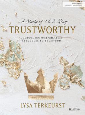 Trustworthy Bible Study by Lysa TerKeurst