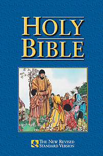 Children's Bible-NRSV (Multi-Colored)