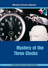 Mystery of the Three Clocks DVD