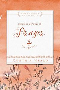 Becoming a Woman of Prayer (Repack)