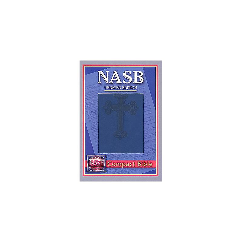 NASB Compact Bible - 1634s