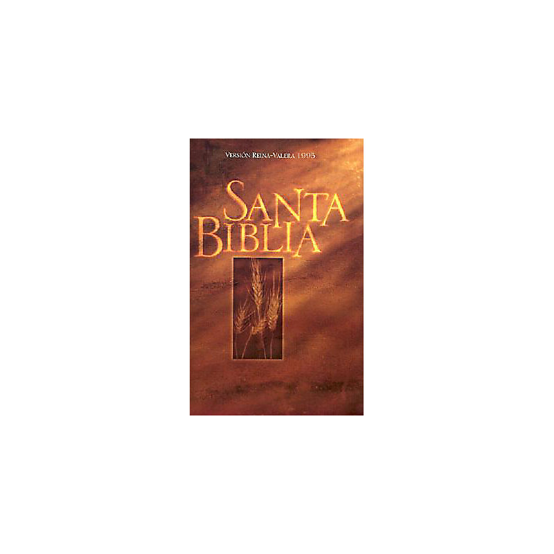 Santa Biblia (Brown)