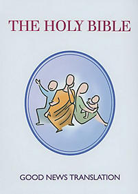 Good News Translation Presentation Bible: White Cover