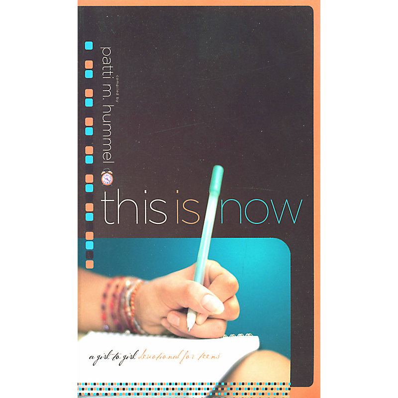 This Is Now: A Girl to Girl Devotional for Teens