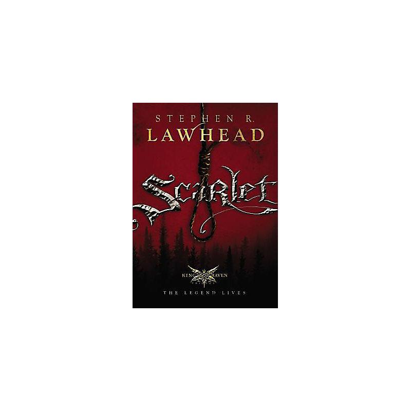 Scarlet: The King Raven Trilogy - Book 2