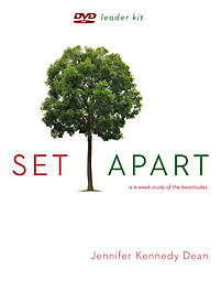 Set Apart Leader Kit: A 6week Study of the Beatitudes