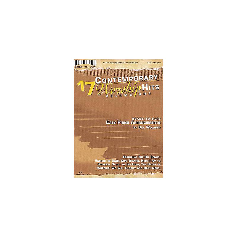 17 Contemporary Worship Hits, Volume 1