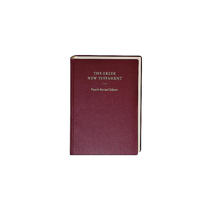 Greek New Testament-FL                                                                                                                                 (Burgundy)