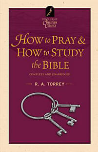 How to Pray & How to Study the Bible [With MP3 Format and DVD]
