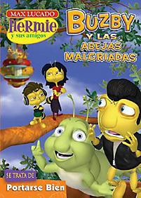 Buzby y Las Abejas Maleriadas - DVD