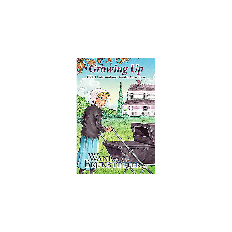 Rachel Yoder: Growing Up: Book 8