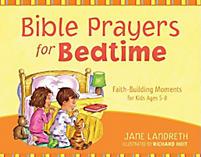 Bible Prayers for Bedtime