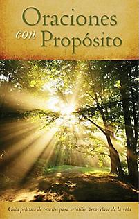 Oraciones Con Propsito: Gu-A Prctica de Oracin Para Veintin Reas Clave de La Vida