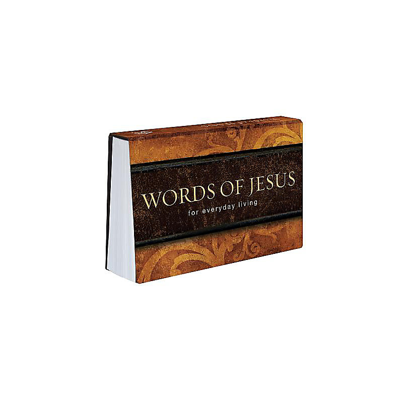 Words of Jesus Pocket Companion: For Everyday Living