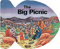 Big Picnic-Board Bk: