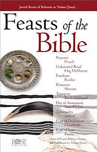 Feasts & Holidays of the Bible Pamphlet