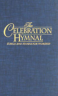 Celebration Hymnal - NAS Blue